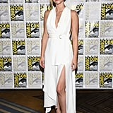 Lili Reinhart at Comic-Con in 2018