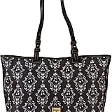 Jack Skellington Shopper Tote by Dooney & Bourke ($268)