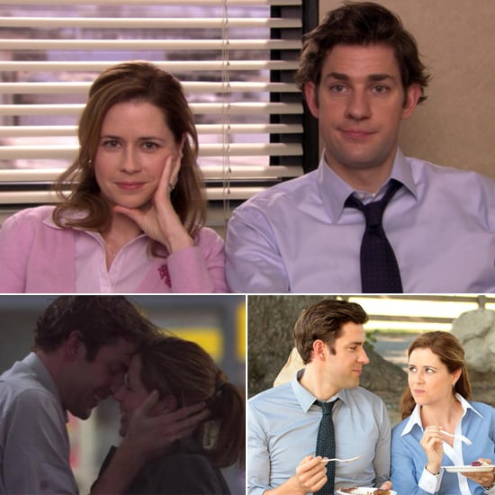 Jim and Pam in The Office GIFs | POPSUGAR Entertainment