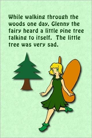 Reading: Little Pine Tree