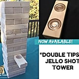 Double Tipsy Jello Shot Tower