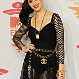 Celebrities at the MTV EMAs 2013 | Pictures