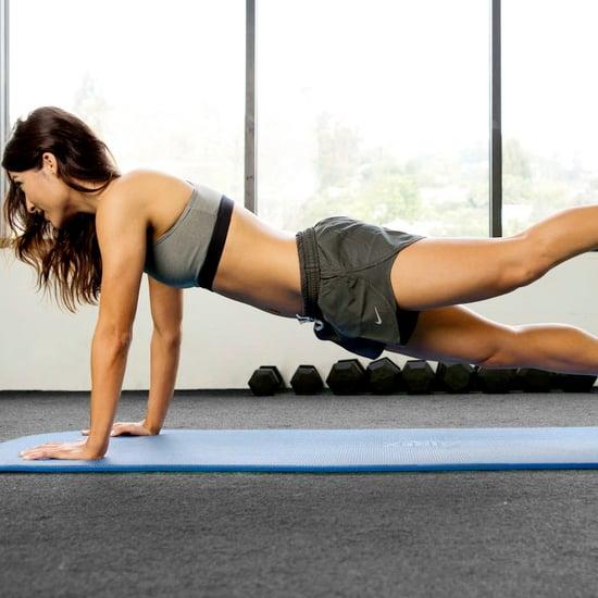 تمرين مدته 10 دقائق لشد عضلات البطن يمكنك القيام به في أيّ م