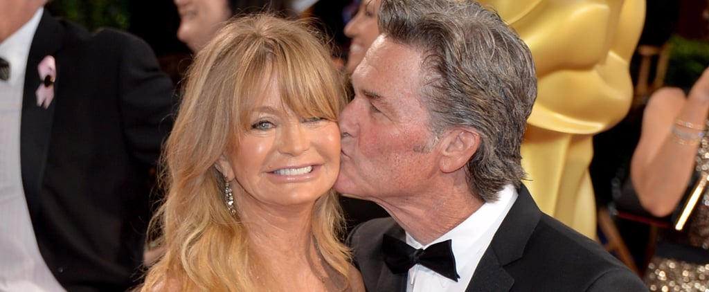 Goldie Hawn and Kurt Russell's Hands-Down Sweetest Oscars Moments Over the Years