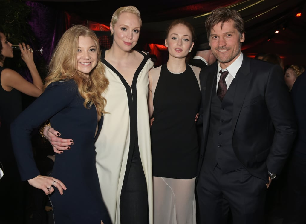 It's Always Fun to See the Game of Thrones Cast Out of Costume
