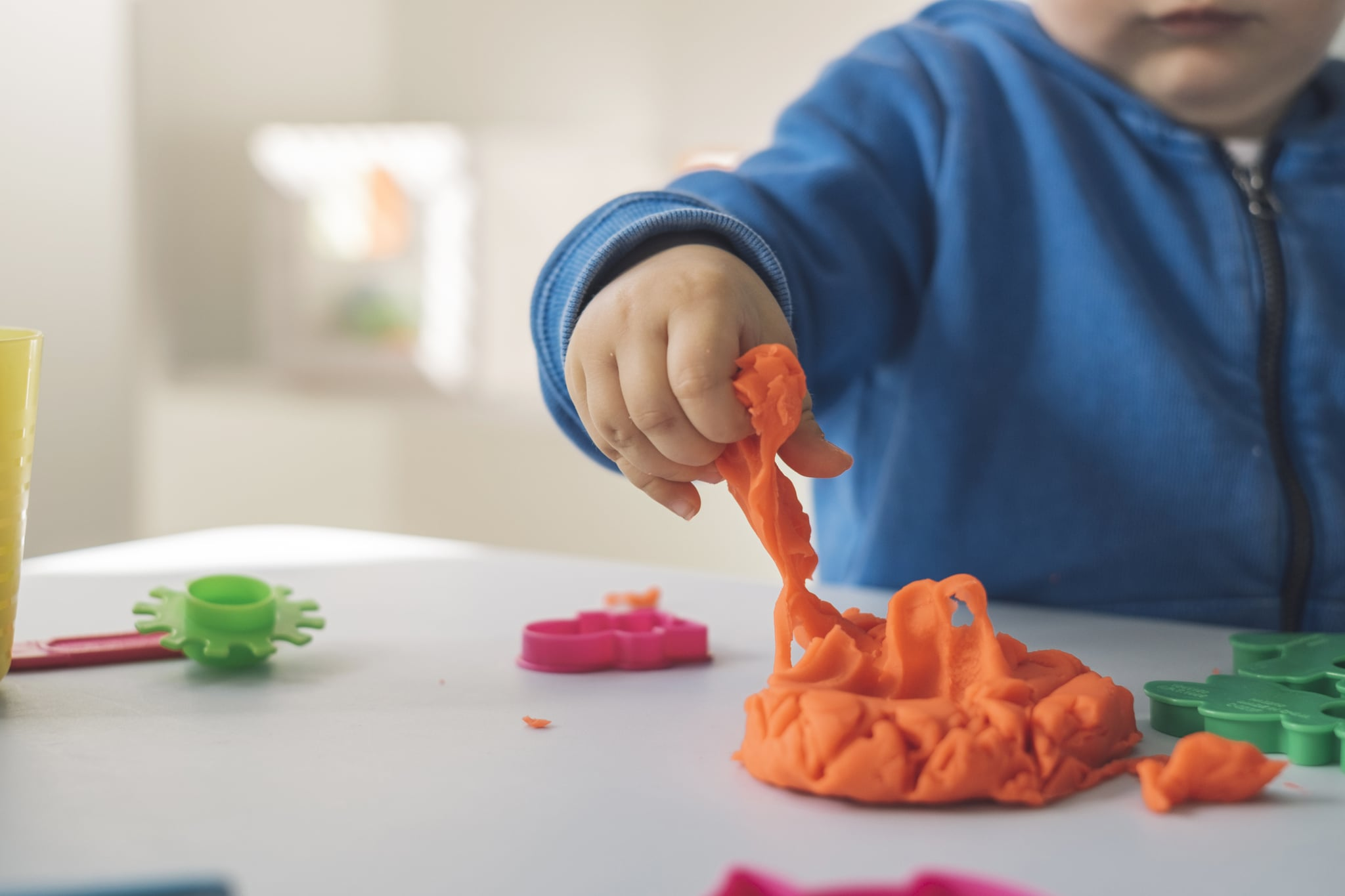 Make This Scented Play Dough Recipe With Your Kids Popsugar Family