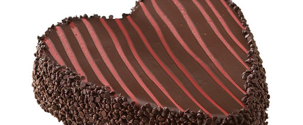 Costco Has Junior's Chocolate Covered Heart Cheesecake