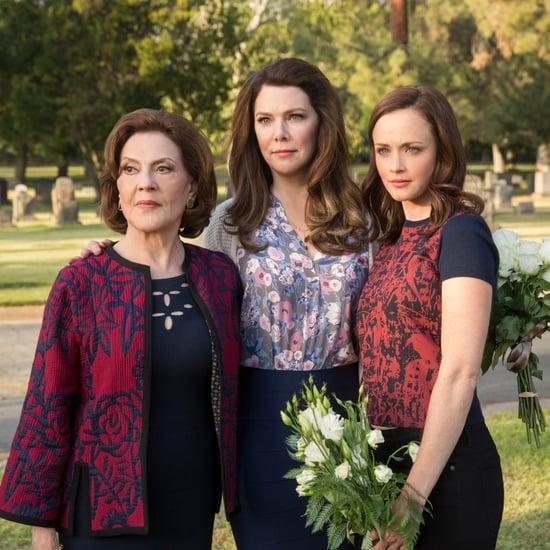 Gilmore Girls Series Cliffhangers