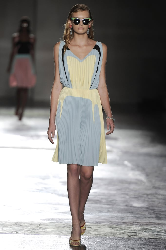 Spring 2012 Milan Fashion Week