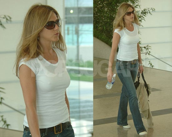 Jennifer Aniston Tops Glamour's Sexiest Women