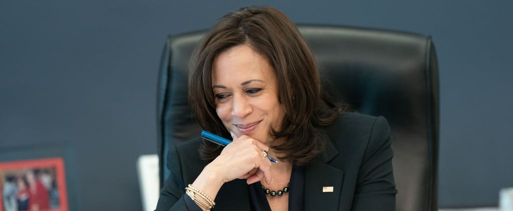 Watch Kamala Harris's Women's History Month Video