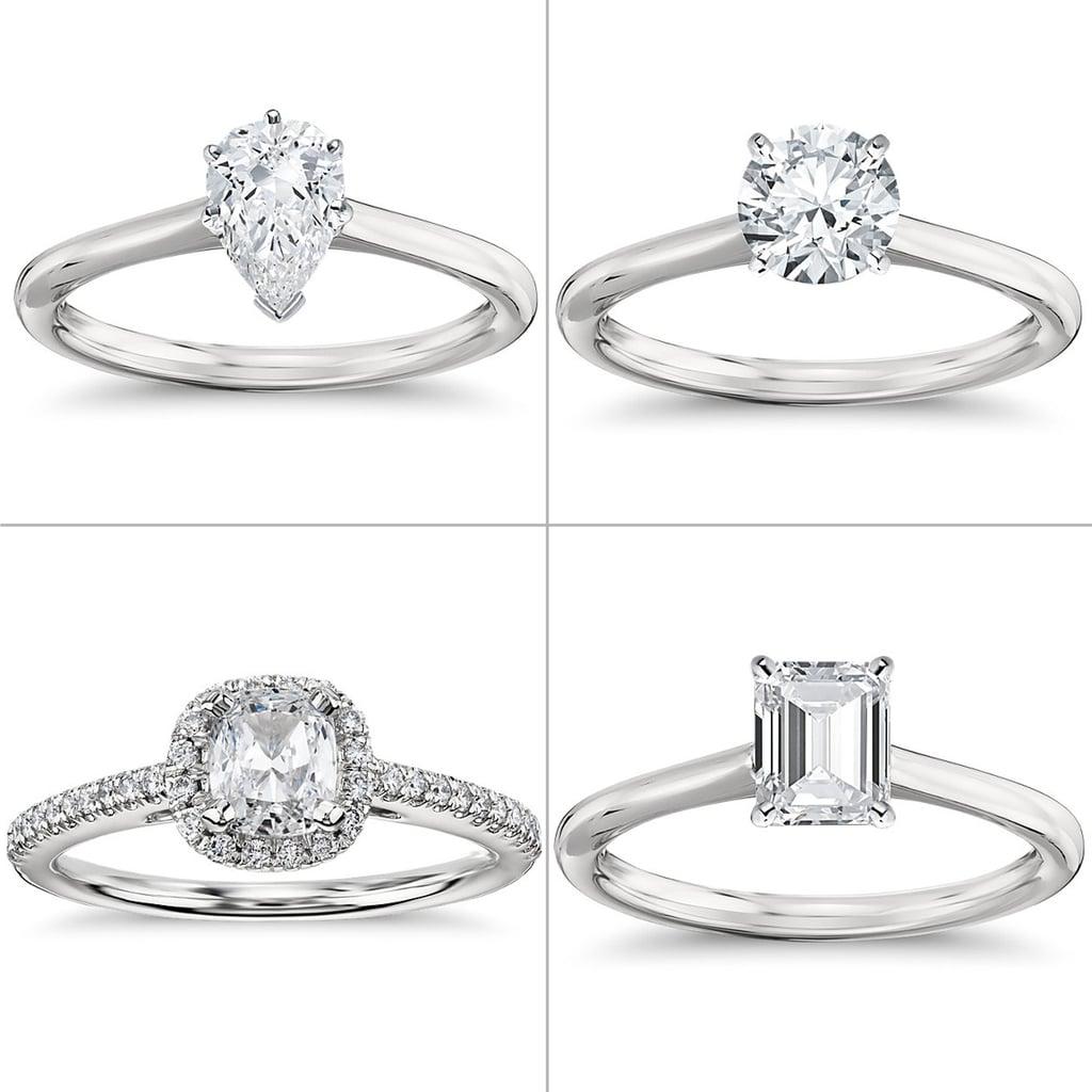 What Sort Of Engagement Ring Should You Get Popsugar Fashion
