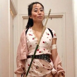 Lara Jean Croft Halloween Costume