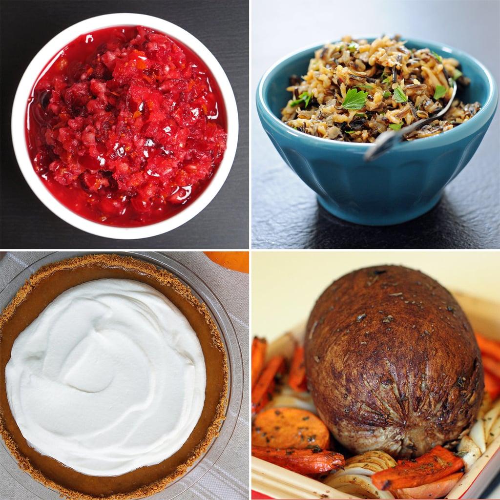Fast Thanksgiving Recipes