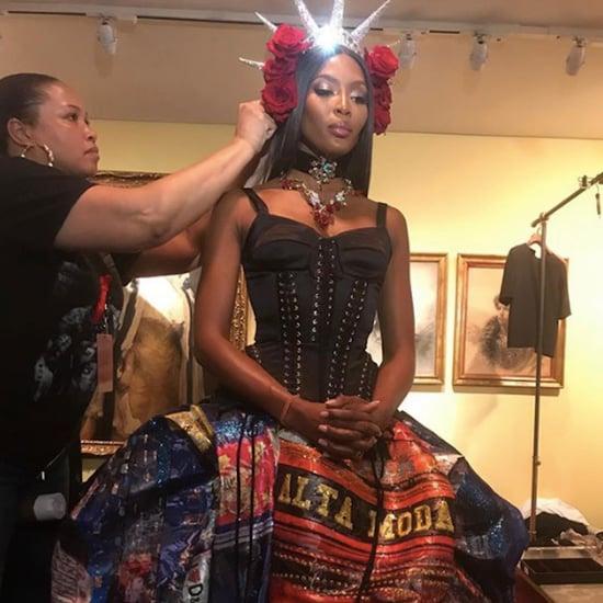 Dolce and Gabbana Alta Moda 2018 Show