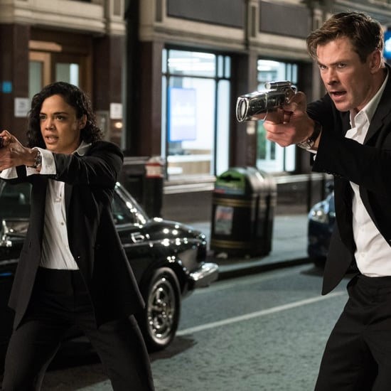 Men in Black Spinoff Pictures