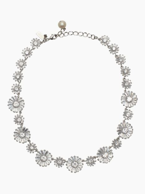 Kate Spade New York Crystal Gardens Collar Necklace ($129, originally $398)