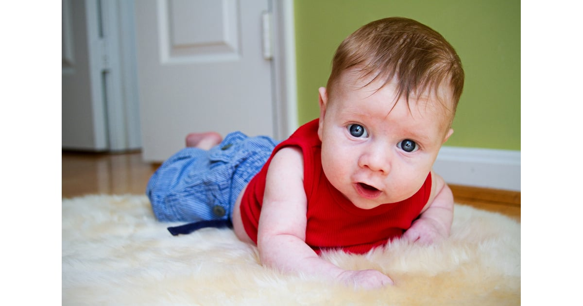 Your Baby Can Hold His Head Up   Signs Your Baby Is No ...