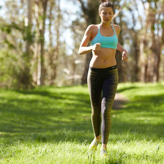 Wie soll man beim Joggen atmen