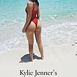 Kylie Jenner Wearing a Swimsuit