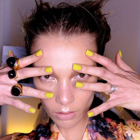 2012 MBFWA: See Over 25 Fashion Week Manicures