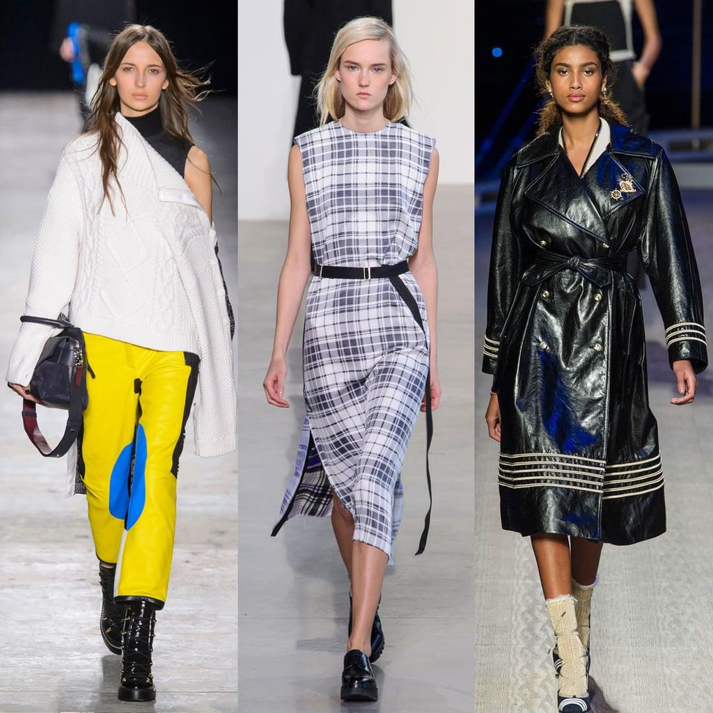 Fall 2016 Trends | Runway | POPSUGAR Fashion