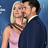 Katy Perry Orlando Bloom at Carnival Row Premiere 2019