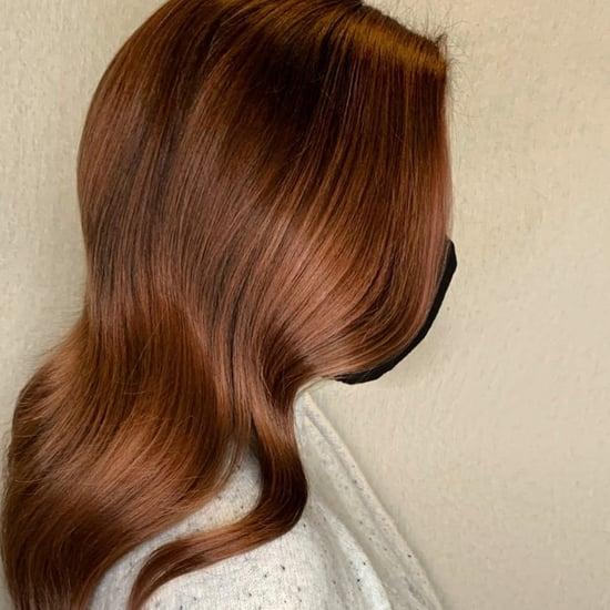 Roasted Caramel Hair Colour Trend Inspiration