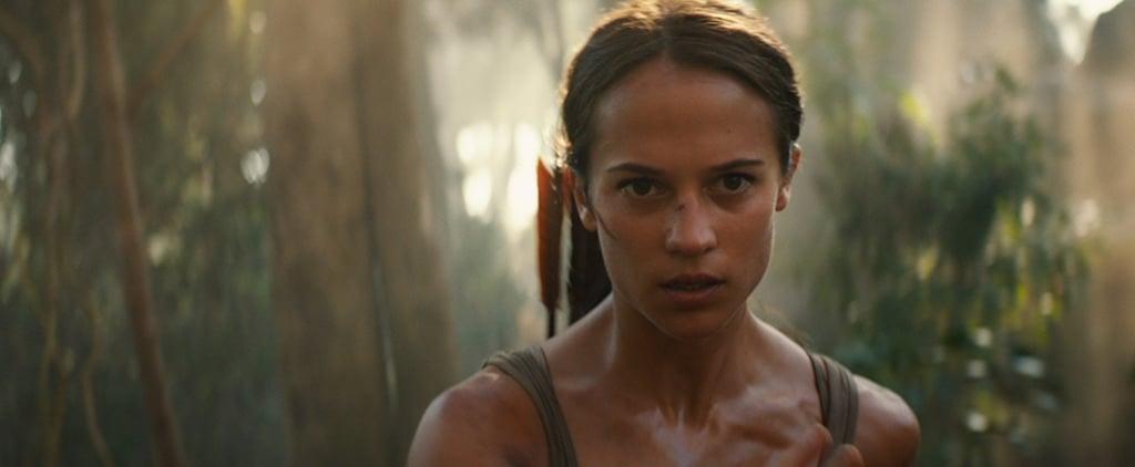 Tomb Raider's Alicia Vikander's Lara Croft Advice
