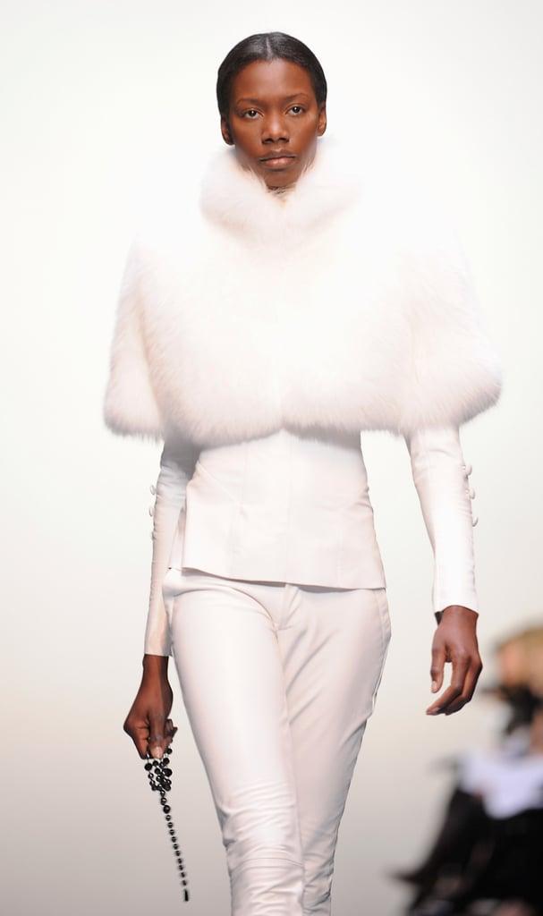 London Fashion Week: Todd Lynn Fall 2009