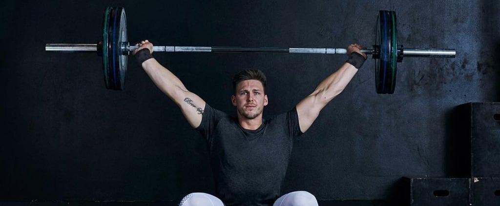 22 Hot Guys Lifting Weights That Will Have You Booking It to the Gym, Pronto