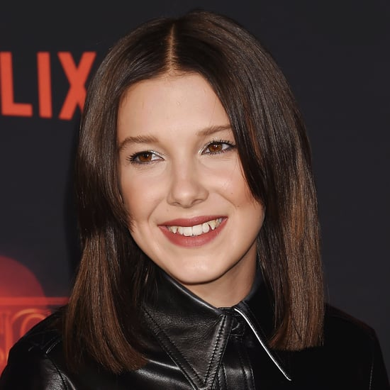 Millie Bobby Brown Long Hair