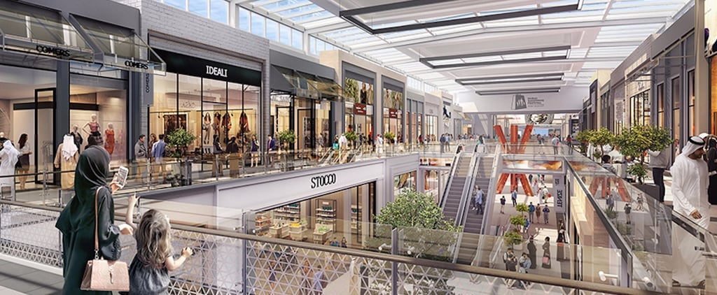 Dubai's Upcoming Mall Will Be Really Bad For Your Shopping Addiction