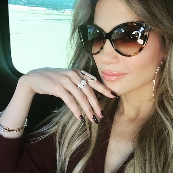 Jennifer Lopez's Favorite Sunglasses on Instagram