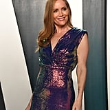 Leslie Mann at the Vanity Fair Oscars Afterparty 2020