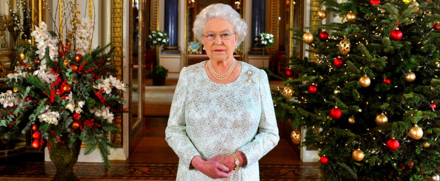 تقاليد العائلة الملكية البريطانية في عيد الميلاد