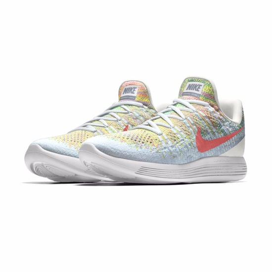 Pastel Nike Running Shoe Lunarepic Flyknit Low 2 iD