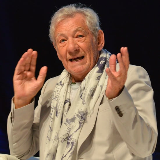 Ian McKellen Talking About Donald Trump