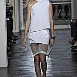 Spring 2011 Paris Fashion Week: Balenciaga
