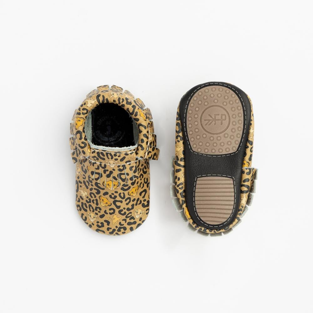 Wild Things Mini Sole The Lion King Moccasins
