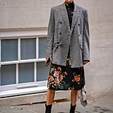 London Fashion Week.