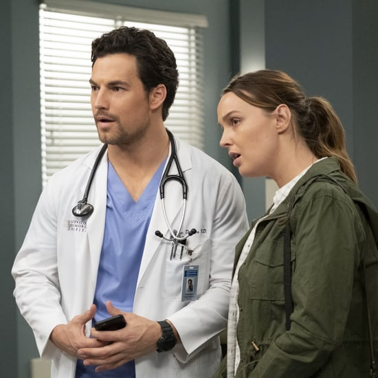 DeLuca Shouldn't Have Lied For Meredith on Grey's Anatomy