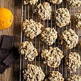 Orange Chocolate Chunk Oatmeal Cookies