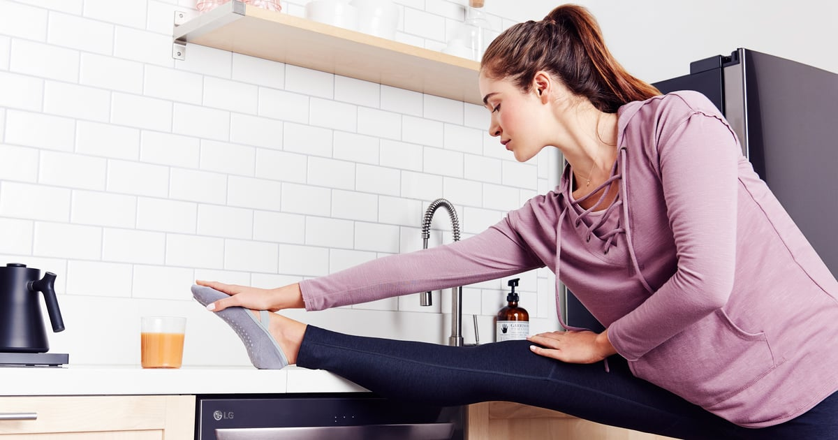 I'm a Yoga Instructor, and These Are 6 Must-Do Stretches For Tight Hamstrings