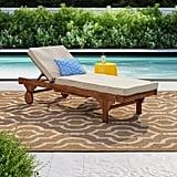 Wayfair Alvah Reclining Chaise Lounge with Cushion