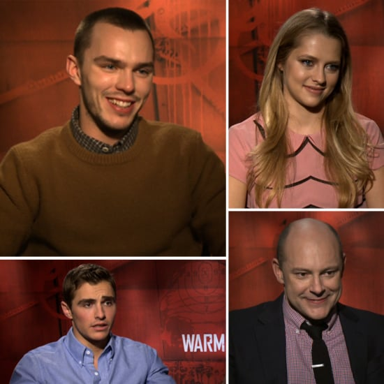 The Cast of Warm Bodies Reveals How to Survive a Zombie Apocalypse