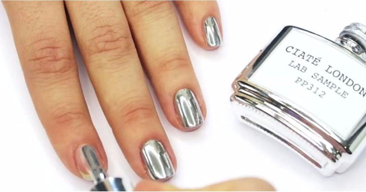 Prepare to Lose Your Sh*t Over Ciaté's Upcoming Chrome Nail Polish