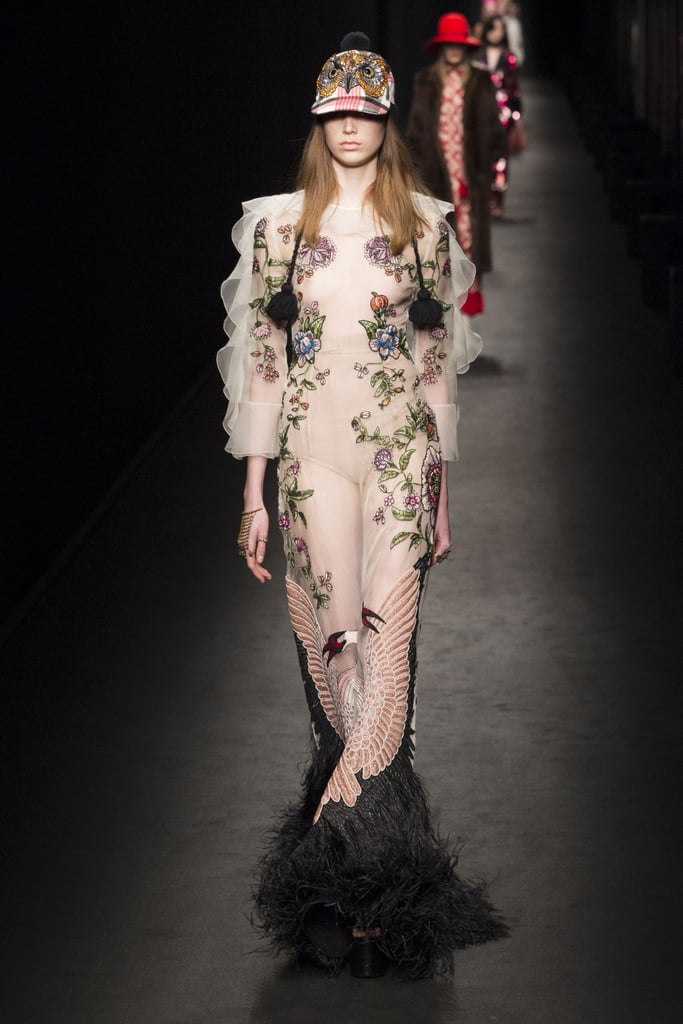 d17a576b69b698 Gucci Fall 2016 Collection   Milan Fashion Week Just Started — but ...