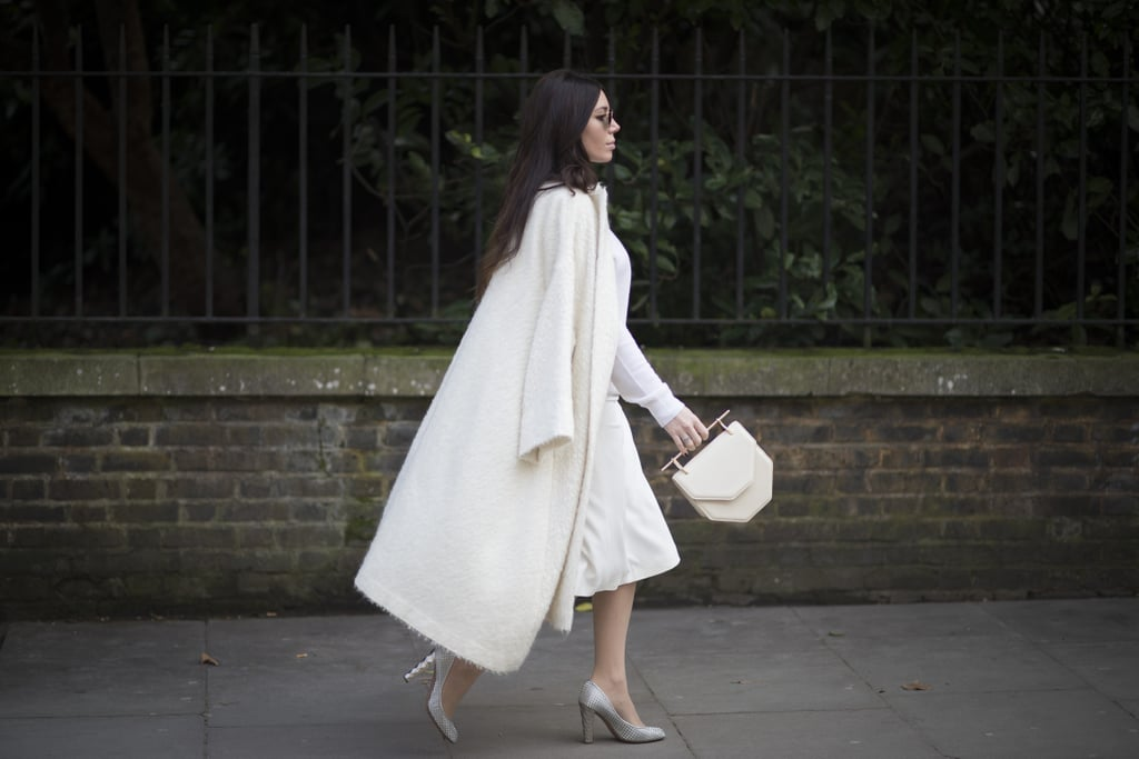 Language In 45 And 47 Stella Street: Street Style At London Fashion Week Winter 2015
