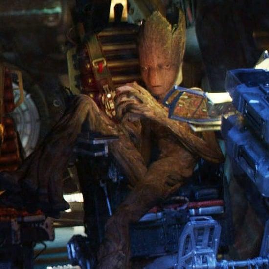 Groot's Last Line in Avengers: Infinity War